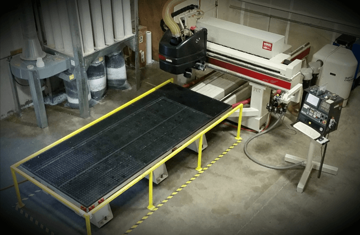 Machining Plastic Parts